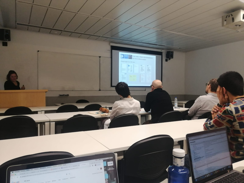 D-Lab Seminars 2019