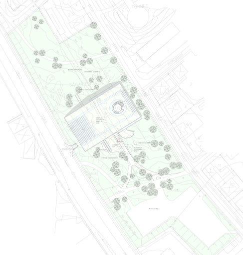 Nytt sameting, Kiruna, arkitektkonkurranse, internasjonal, offentlig bygg