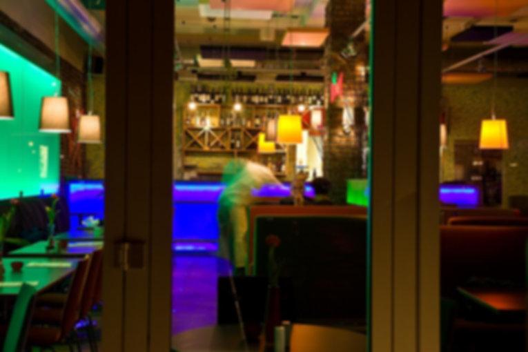 Prego restaurant, Trondheim, interiørbilde