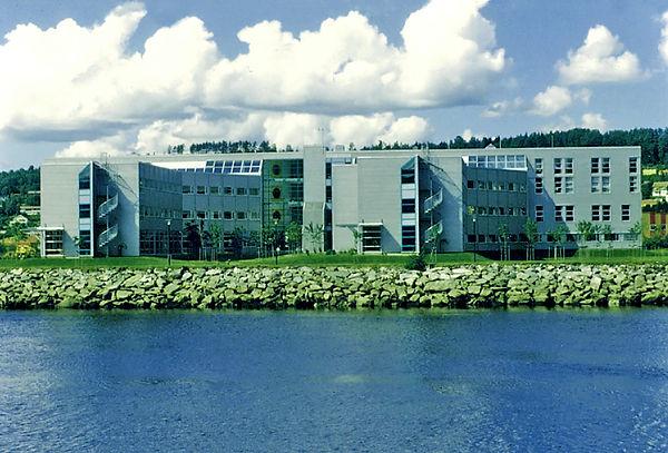 Fylkets hus, steinkjer Nord trondelag, kompetansesenteret