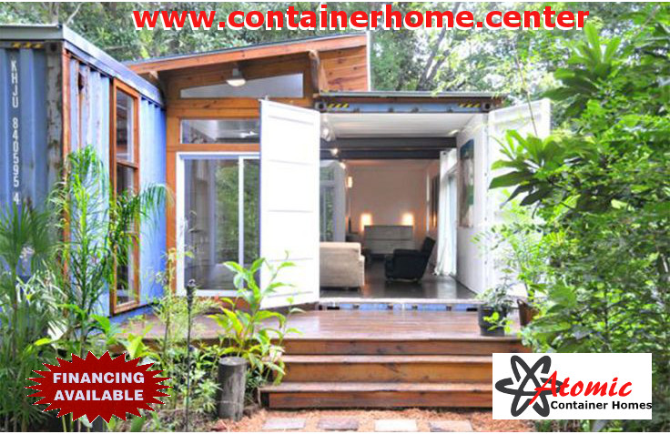 Residential Container Homes