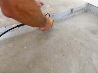 Grinding Uneven Surfaces
