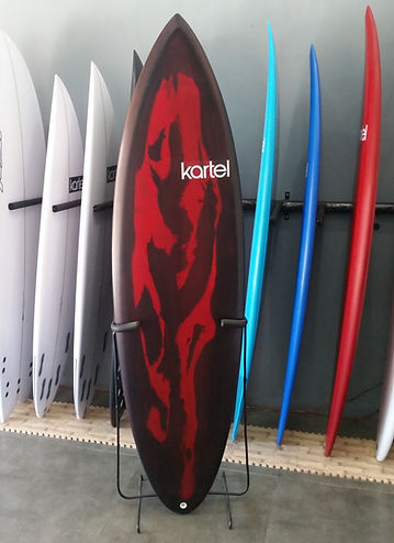 Red hot 6'2 single fin...jpg