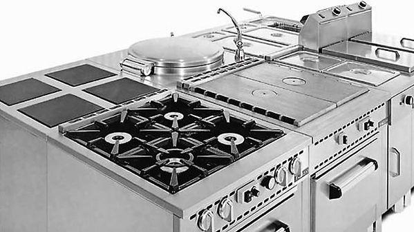 Профессиональное кухонное оборудование AngeloPo