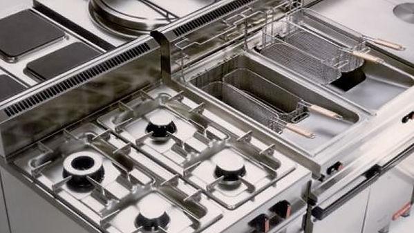 Оборудование для ресторана Анжело По