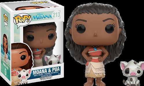 Moana Moana & Pua