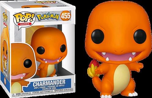 Pokemon: Charmander Pop Vinyl Figure