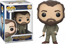 Fantastic Beasts The Crimes Of Grindelwald Albus Dumbledore