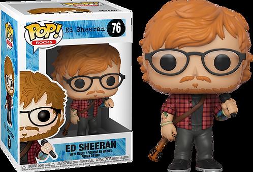 Pop Rocks: Ed Sheeran Pop Vinyl Figure