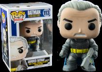 Batman The Dark Knight Returns Armored Batman (Unmasked)