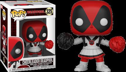 Deadpool Cheerleader Deadpool