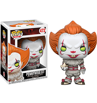 IT Pennywise w/ Boat
