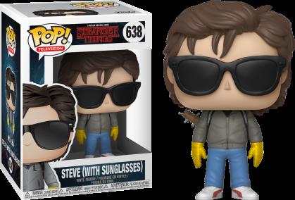 Stranger Things Steve (w/ Sunglasses)