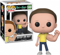 Rick & Morty Sentient Arm Morty