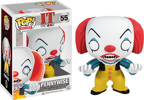 IT The Movie Pennywise (Classic)