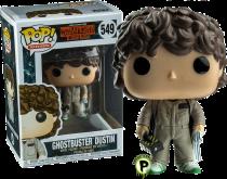 Stranger Things Ghostbuster Dustin