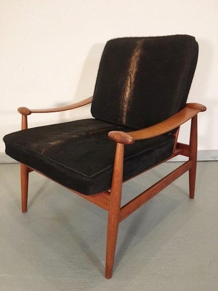 Danish 'Spade' Chair by Finn Juhl