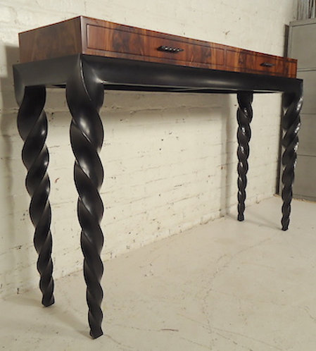 Exquisite Console Table by Jonathan Charles