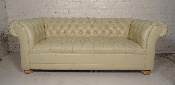 Unusual Chesterfield Sofa