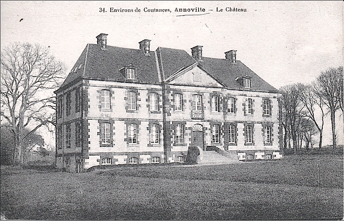 Annoville château début XXe s..png