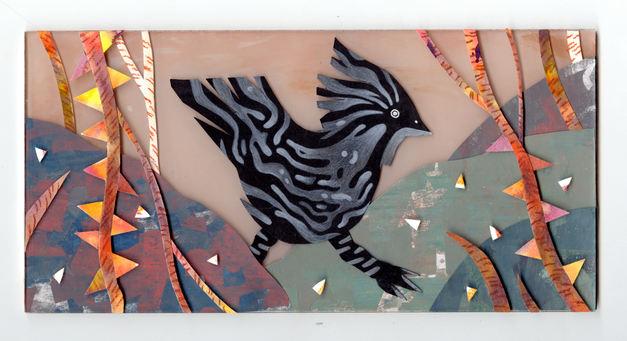Sumi Oh_Thorn forest bird.jpg