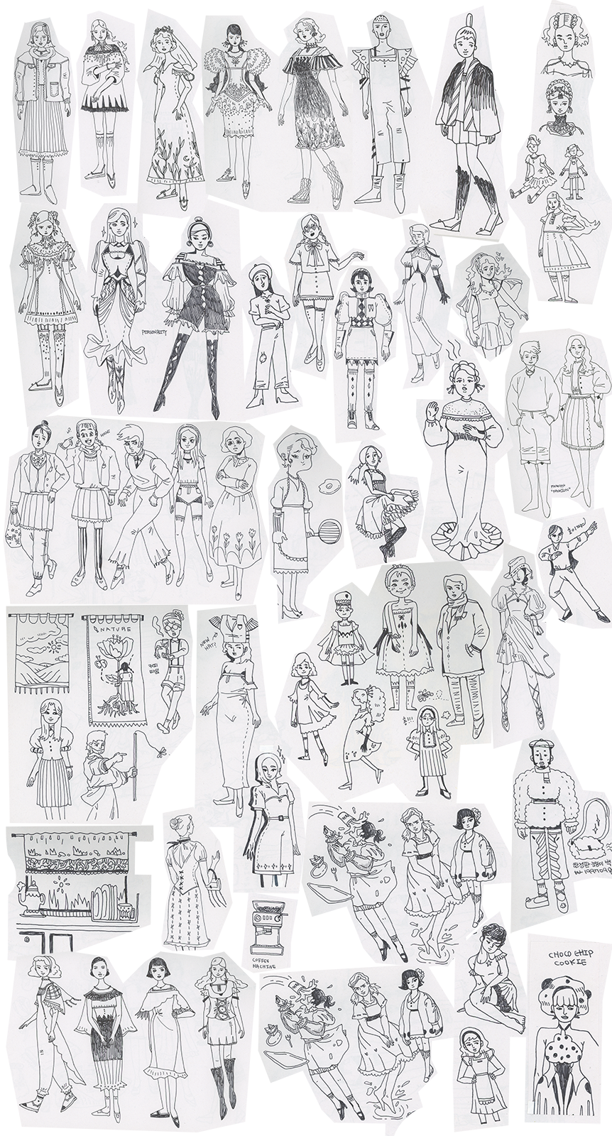 Fashion-pen drawing, person2.png