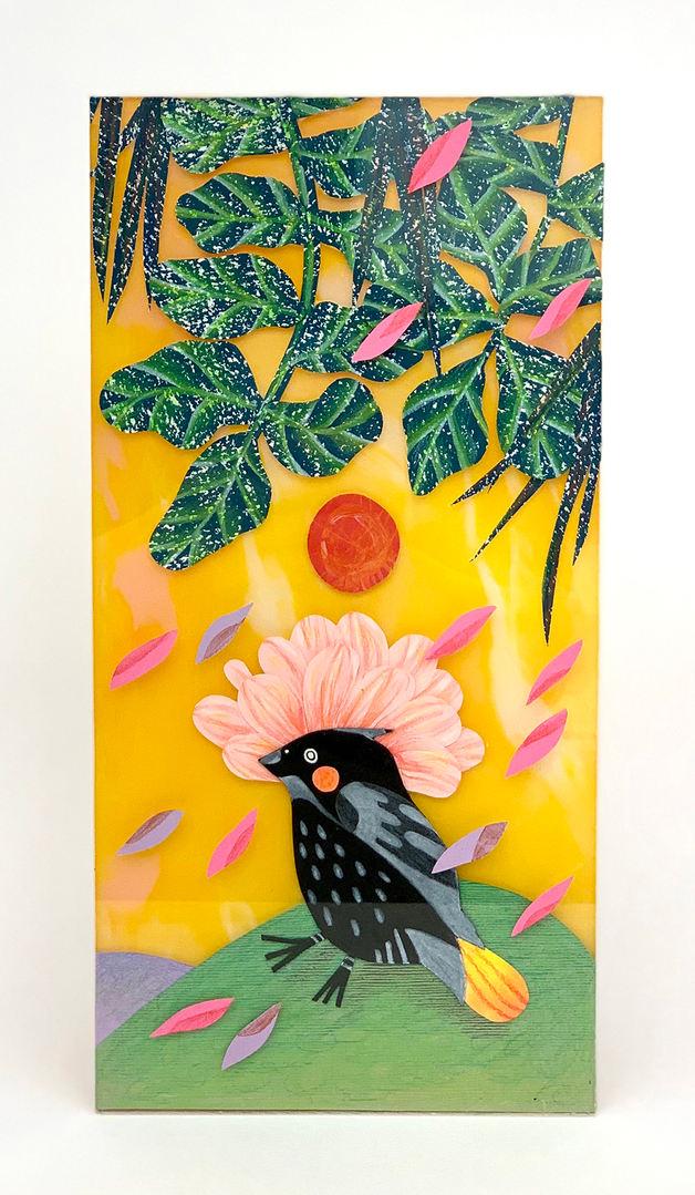 Sumi Oh_Spring bird.jpg