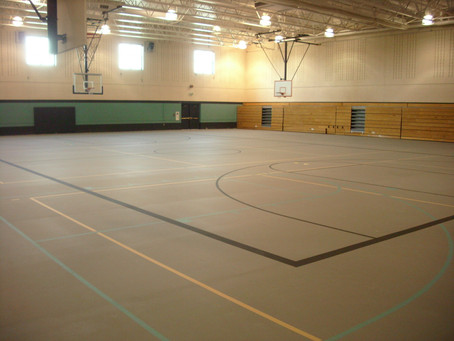 MW GOLDEN CONSTRUCTORS' completes the Wheat Ridge Middle School Mechanical Improvements and Gym
