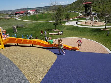 MW GOLDEN CONSTRUCTORS begins work on Castle Rock's Philip S. Miller Park