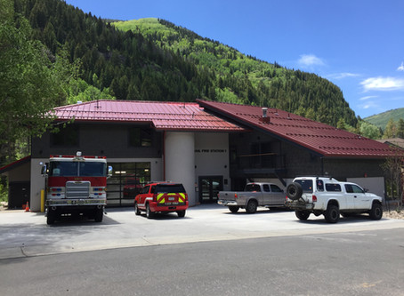 East Vail Fire Station No. 1 Renovation wins ENR Award of Merit