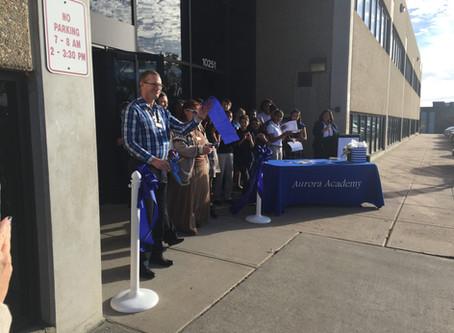 MW GOLDEN CONSTRUCTORS completes renovations to Aurora Academy Charter School