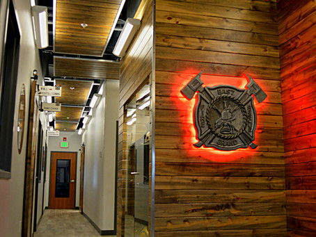 MWGC Completes East Grand Fire District Headquarters Remodel