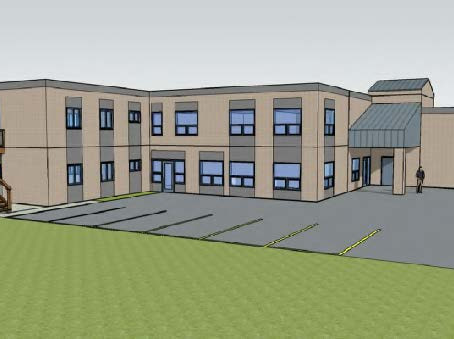Frisco Public Works Office Expansion & Employee Housing Units project awarded to MW GOLDEN CONST
