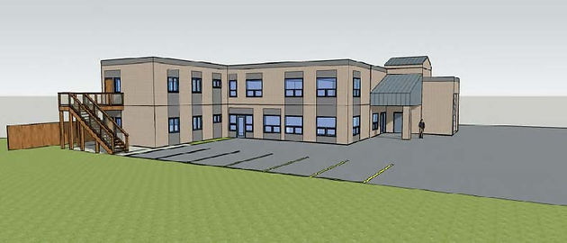 Frisco Public Works Office Expansion & Employee Housing Units