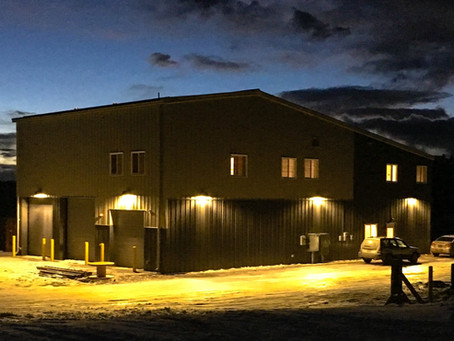 MWGC completes work on Nederland Public Works Facility