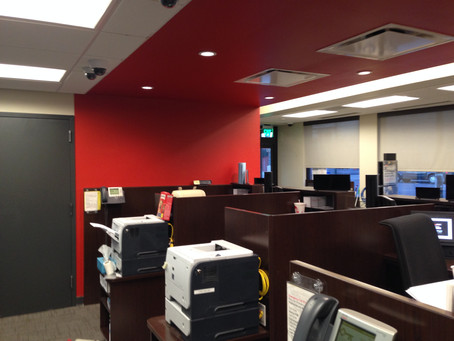 MW GOLDEN CONSTRUCTORS completes KeyBank Renovations
