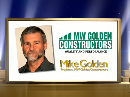 Mike Golden named 2012 Business Person of the Year by Castle Rock Chamber of Commerce