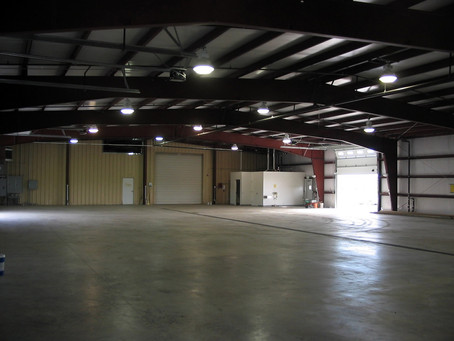 MW GOLDEN CONSTRUCTORS is completing a 3,300-sq-ft service garage and canopy extension for XCEL Ener