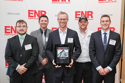 MW GOLDEN CONSTRUCTORS, a general contractor in Castle Rock, Colorado won the ENR Best Project award