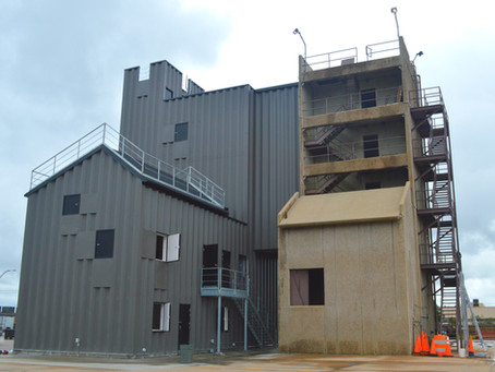 MW GOLDEN CONSTRUCTORS completes New City and County of Denver Fire Training Simulator Design Build