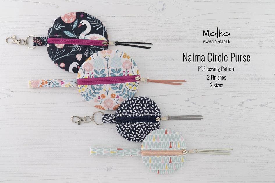 Naima Circle Purse Molko
