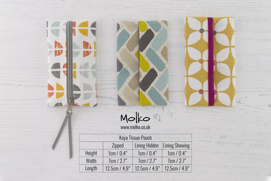 Keya Tissue Pouch PDF MOLKO