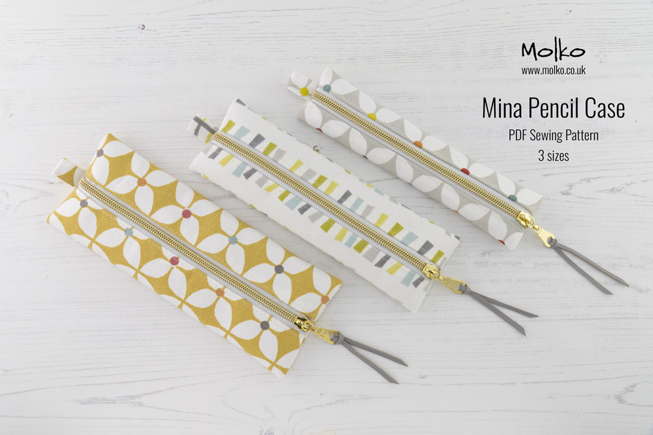 Mina Pencil Case PDF MOLKO