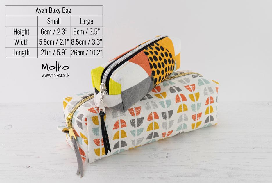 Ayah boxy bag MOLKO