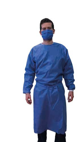Level 2 Isolation Gown LG/XL