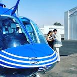 Rentacopter, entrega tu anillo en un helicoptero