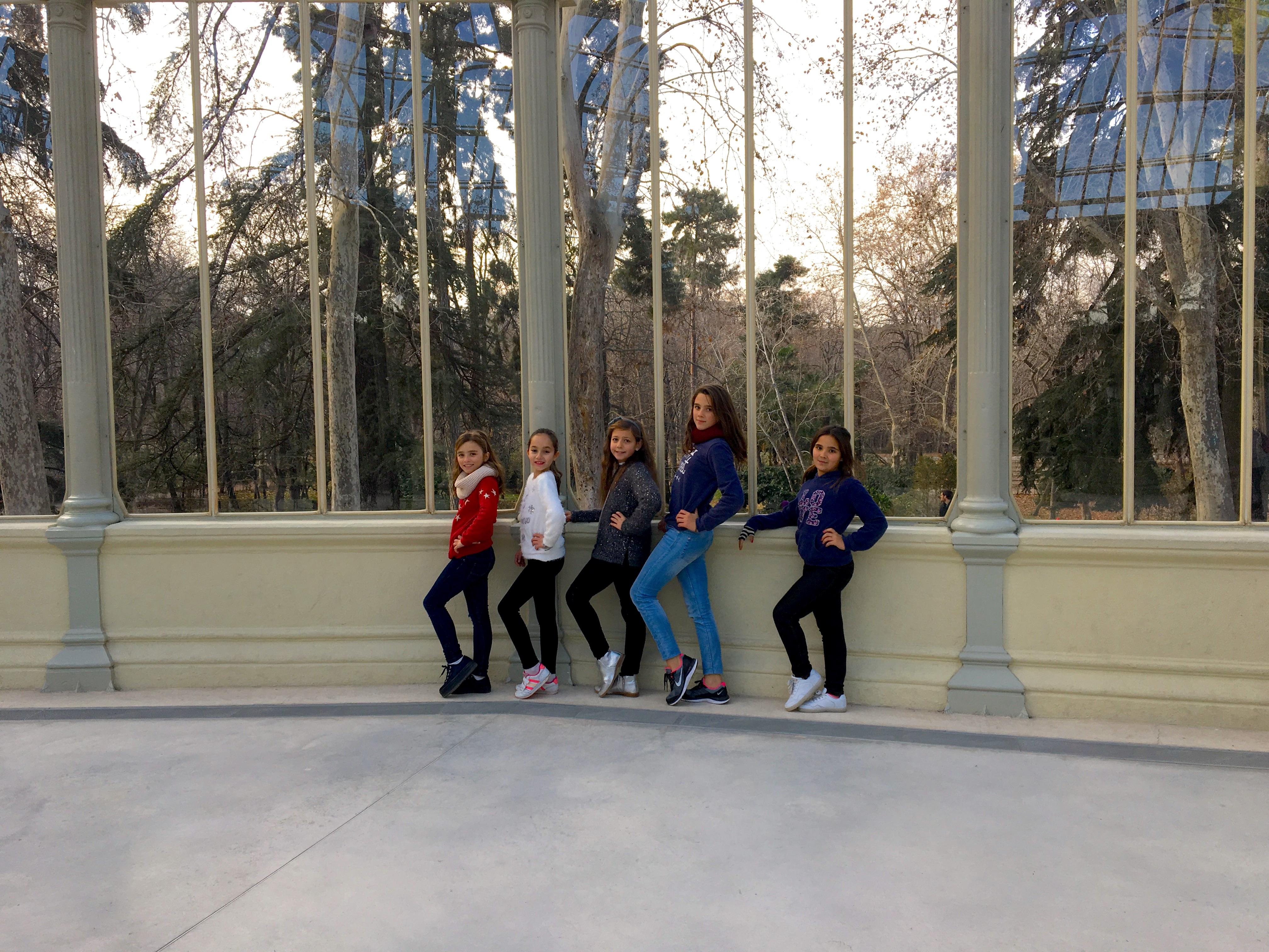 Ballet-Hop! Palacio de Cristal