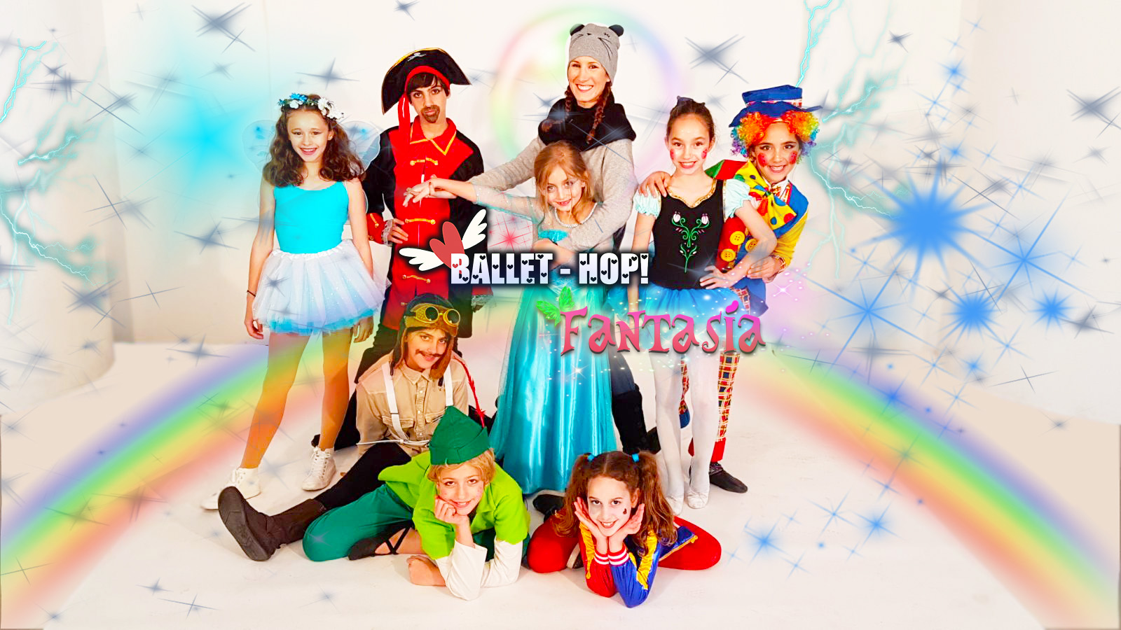 Ballet-Hop! con Mentxu Fantasía