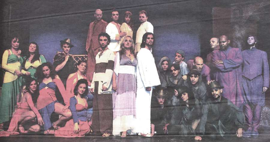 Judas, el musical