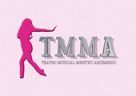 Logo TMMA (Teatro Musical Mentxu Arizmendi)
